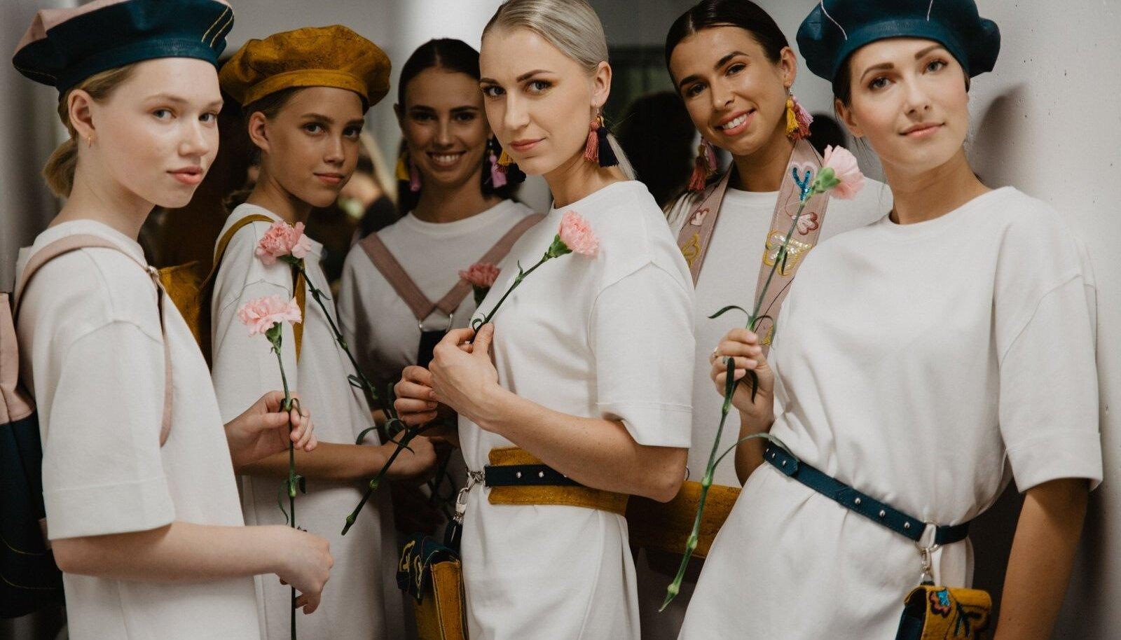Estonian Fashion Festival ja Antoniuse moeetendus 2019