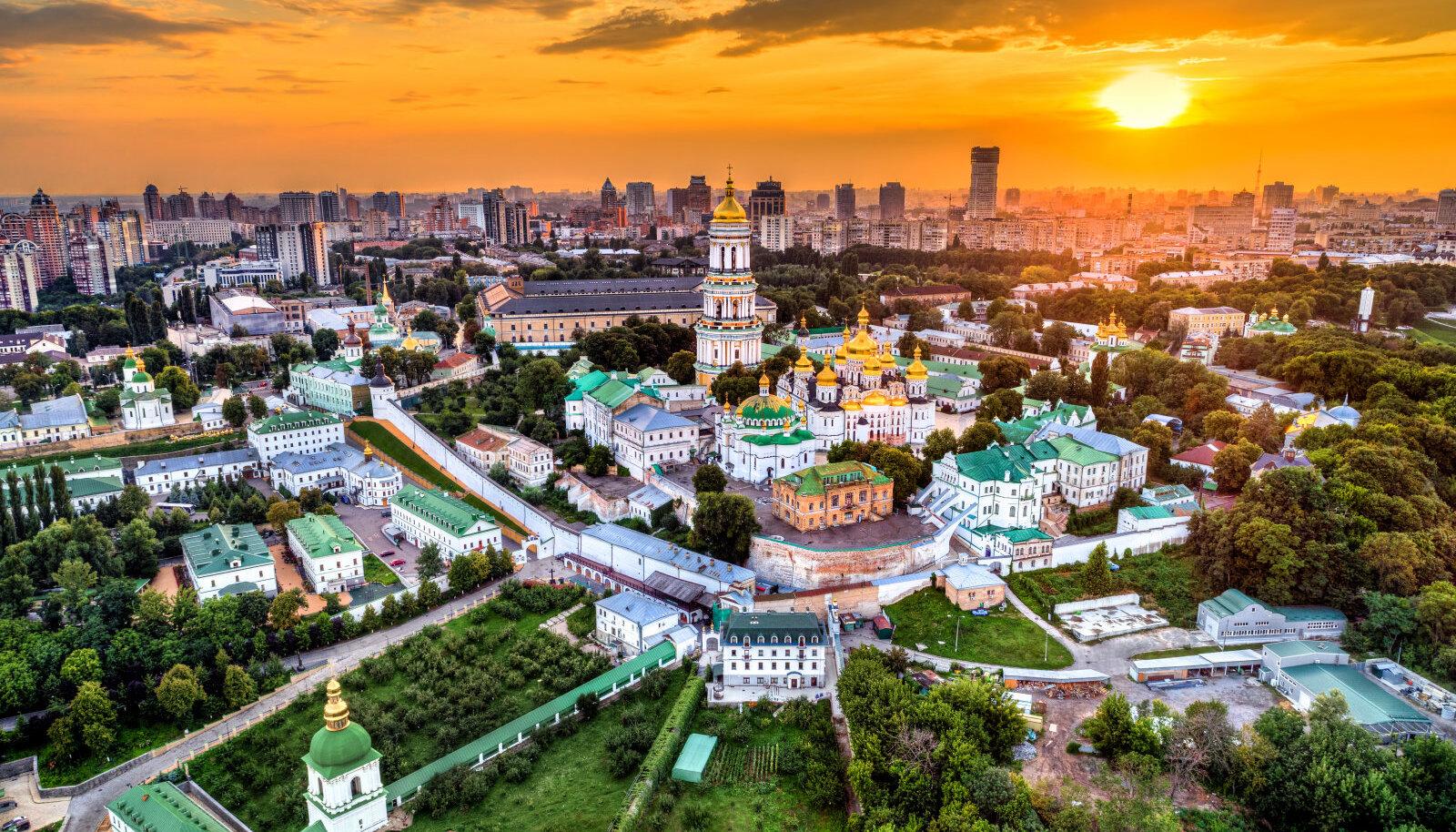 Kiiev, Ukraina