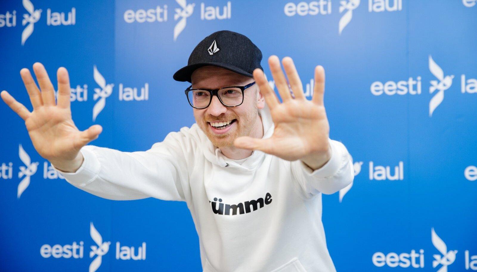 Eesti Laul 2018 1. poolfinaal