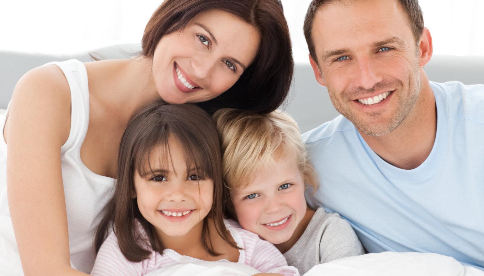 Lapsel on õigus armastada kaht vanemat