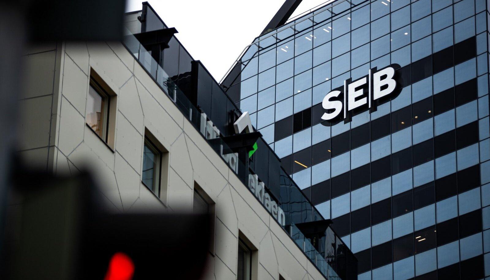 SEB logo hoonel