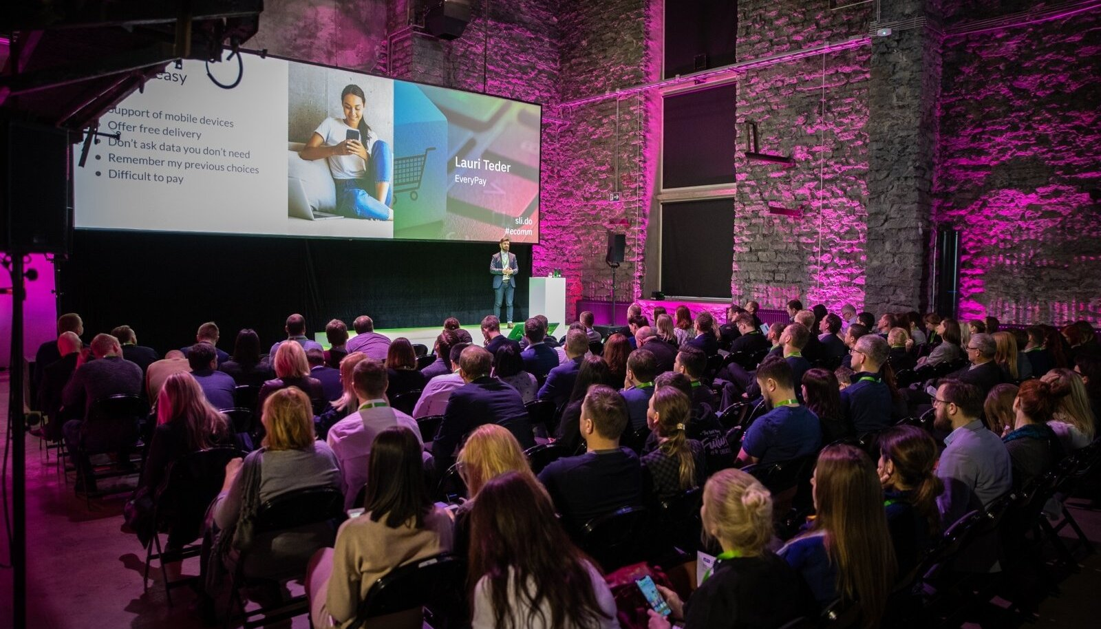 Baltic e-Commerce Forum 2019