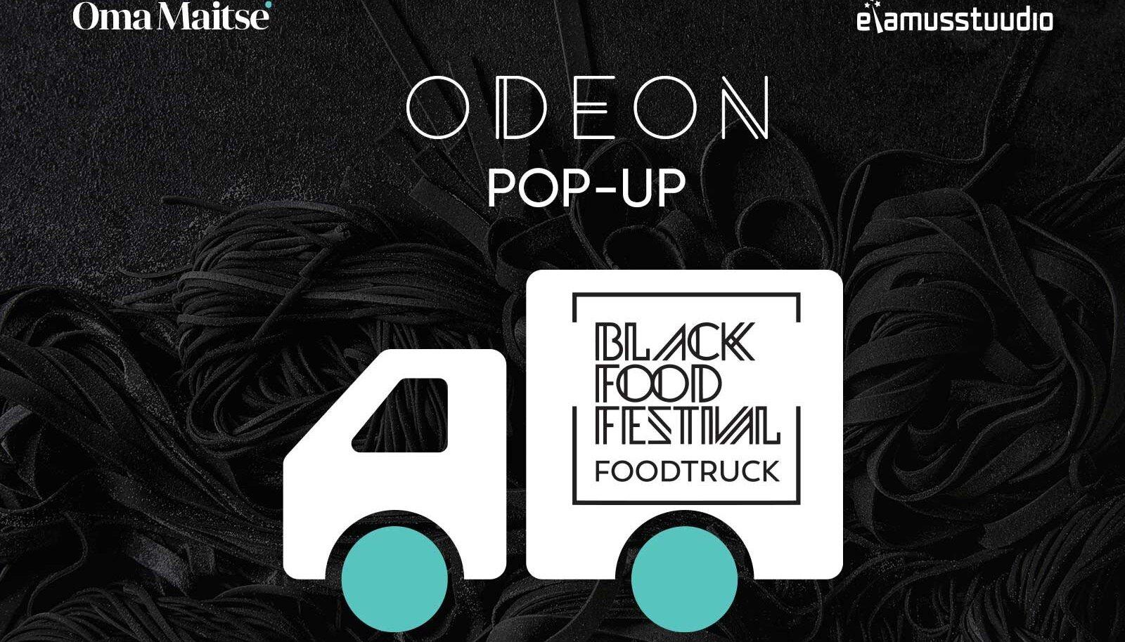 Odeon pop-up