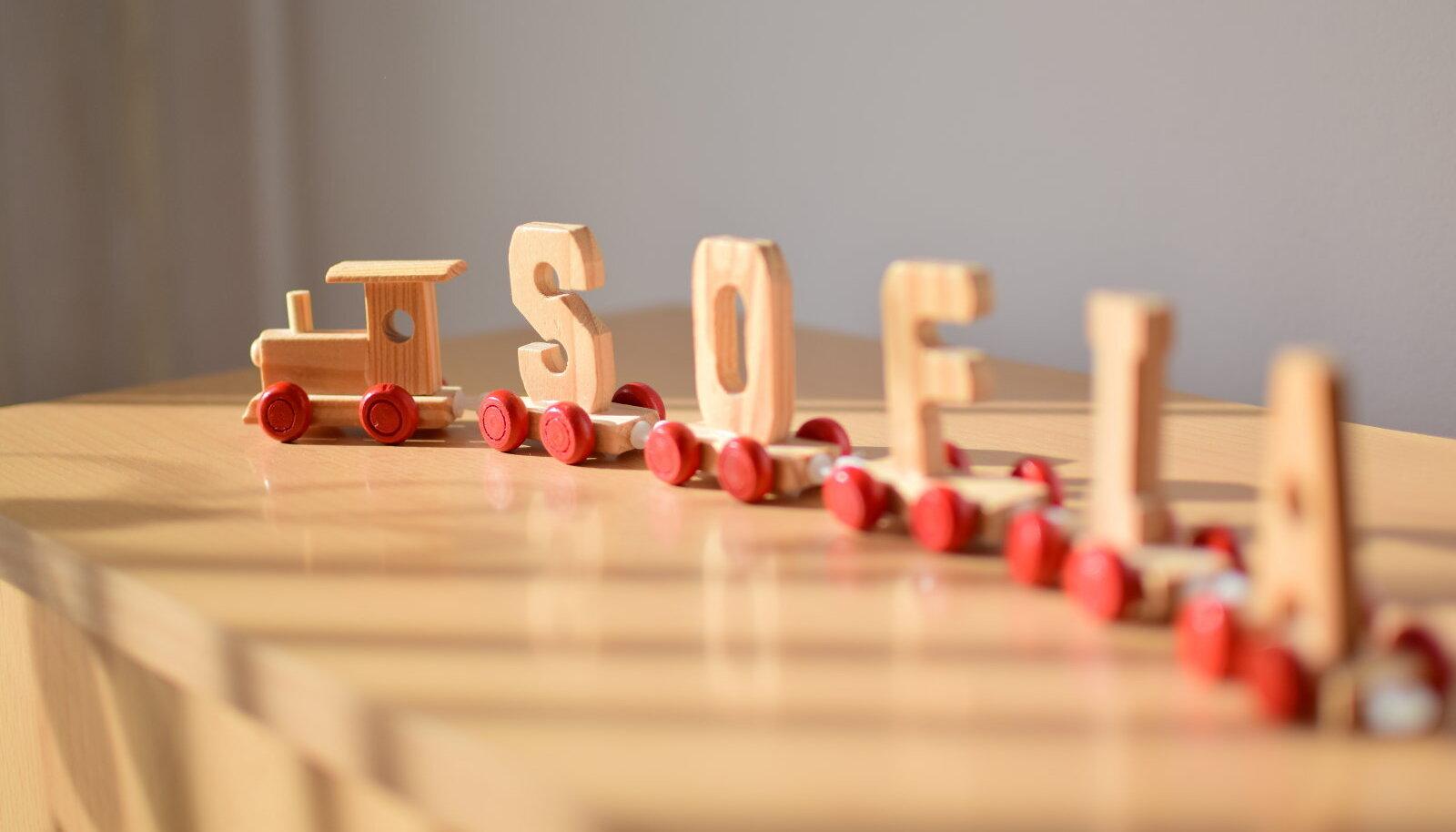 Sofia on nimi, mis on just viimastel aastatel väga populaarseks saanud. Statistikaameti andmetel on Eestis 1626 Sofiat.