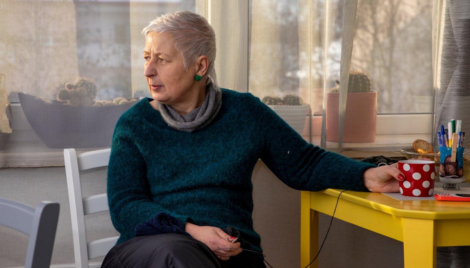 Margo Orupõld - Pärnu naiste tugikeskus