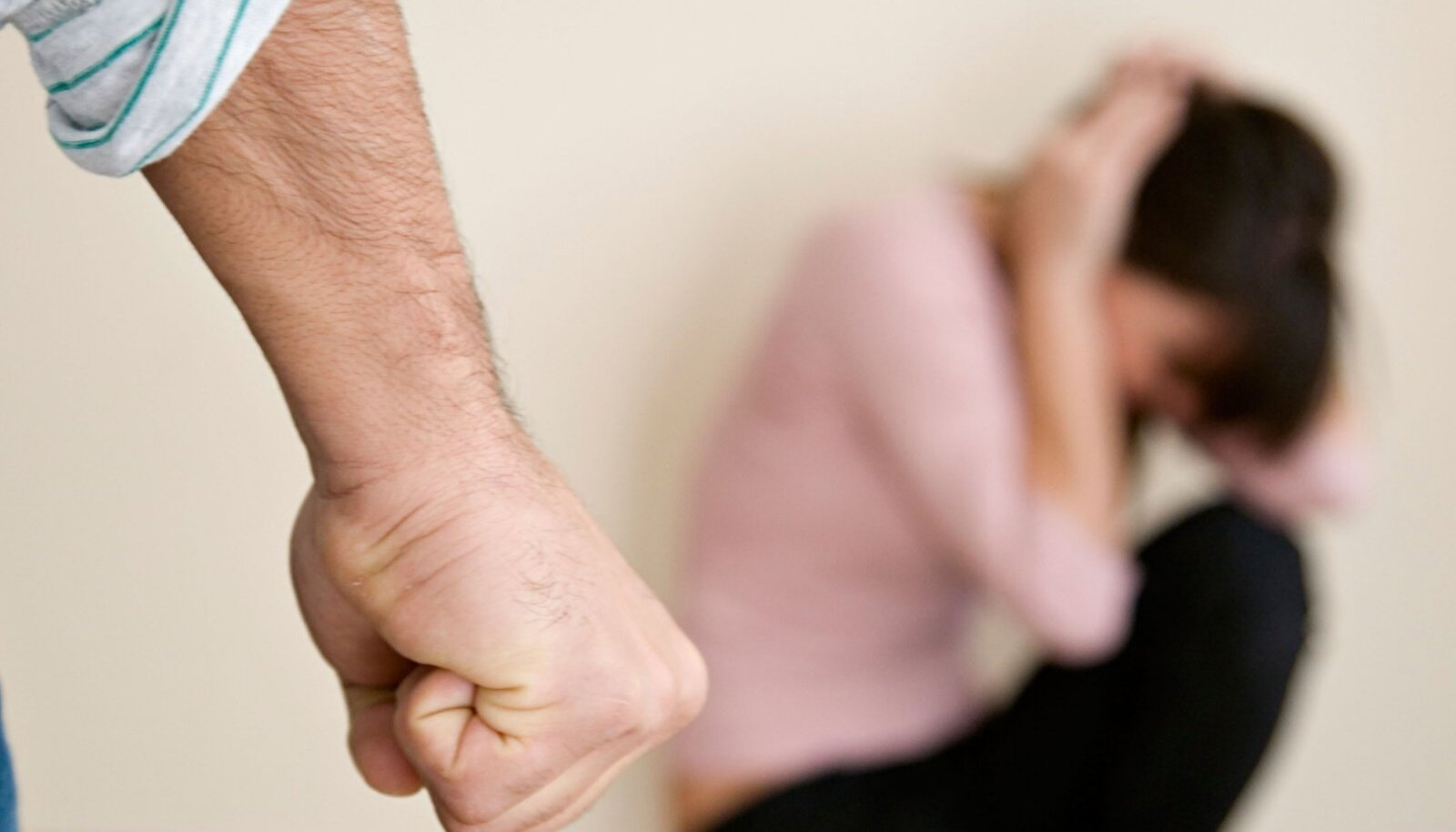 Koduvägivald on levinum kui oskame arvata