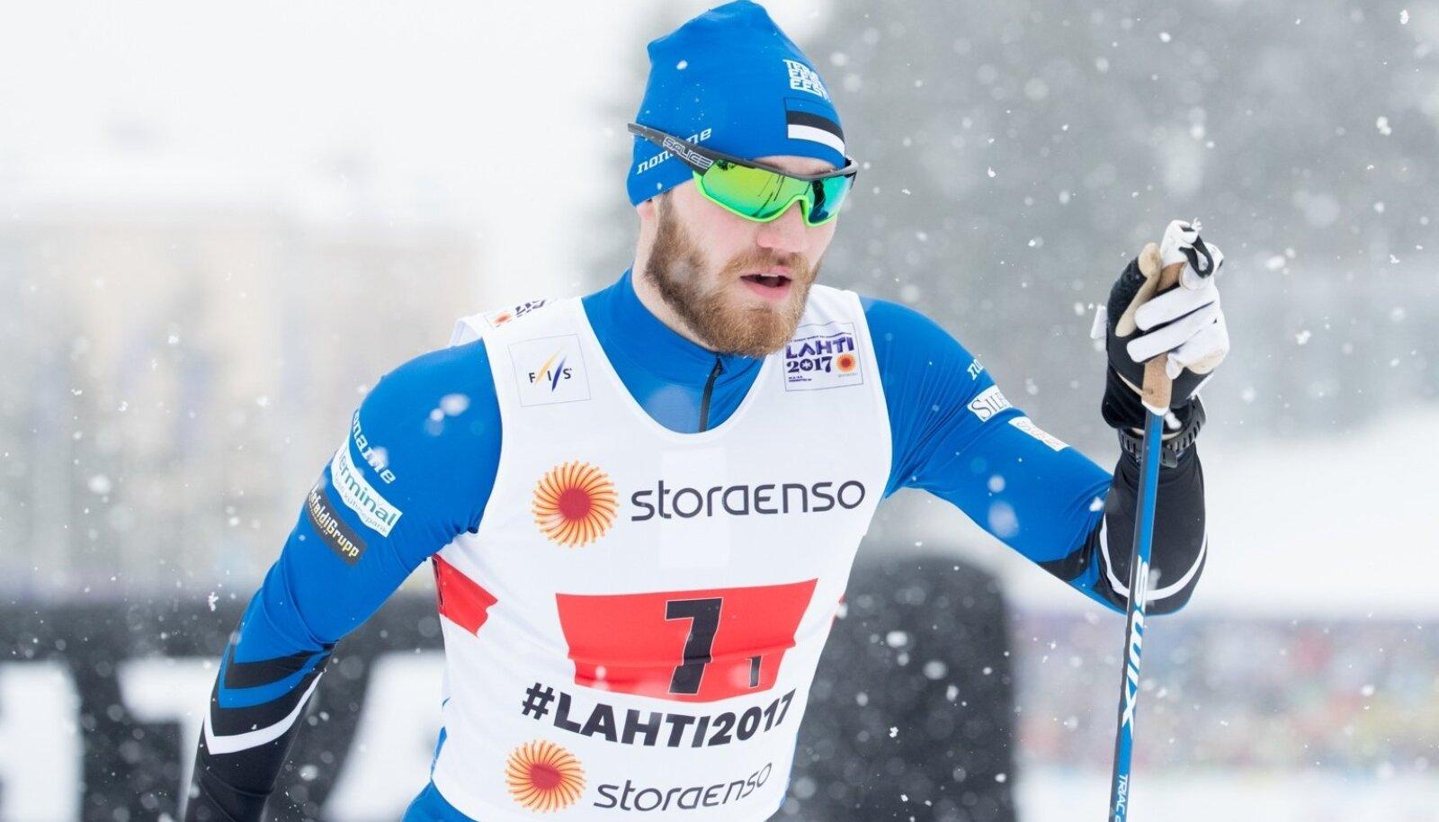 Marko Kilp pääses peatreeneri Jaanus Teppani otsusega MK-koondisse.