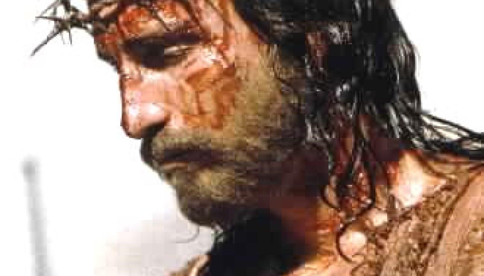 Jim Caviezel, Kristuse kannatused