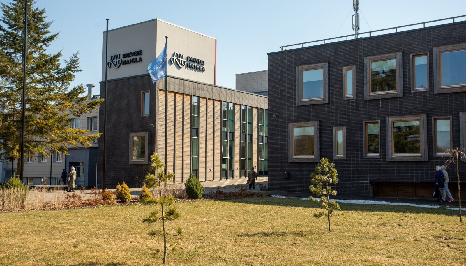Rakvere haigla sisehaiguste osakond on kinni kuu aega, kuniks arst tööle naaseb.