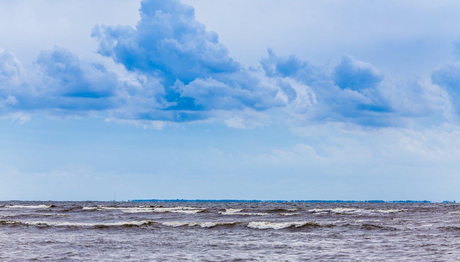 Teadlased uurivad Läänemere hapnikutaset.