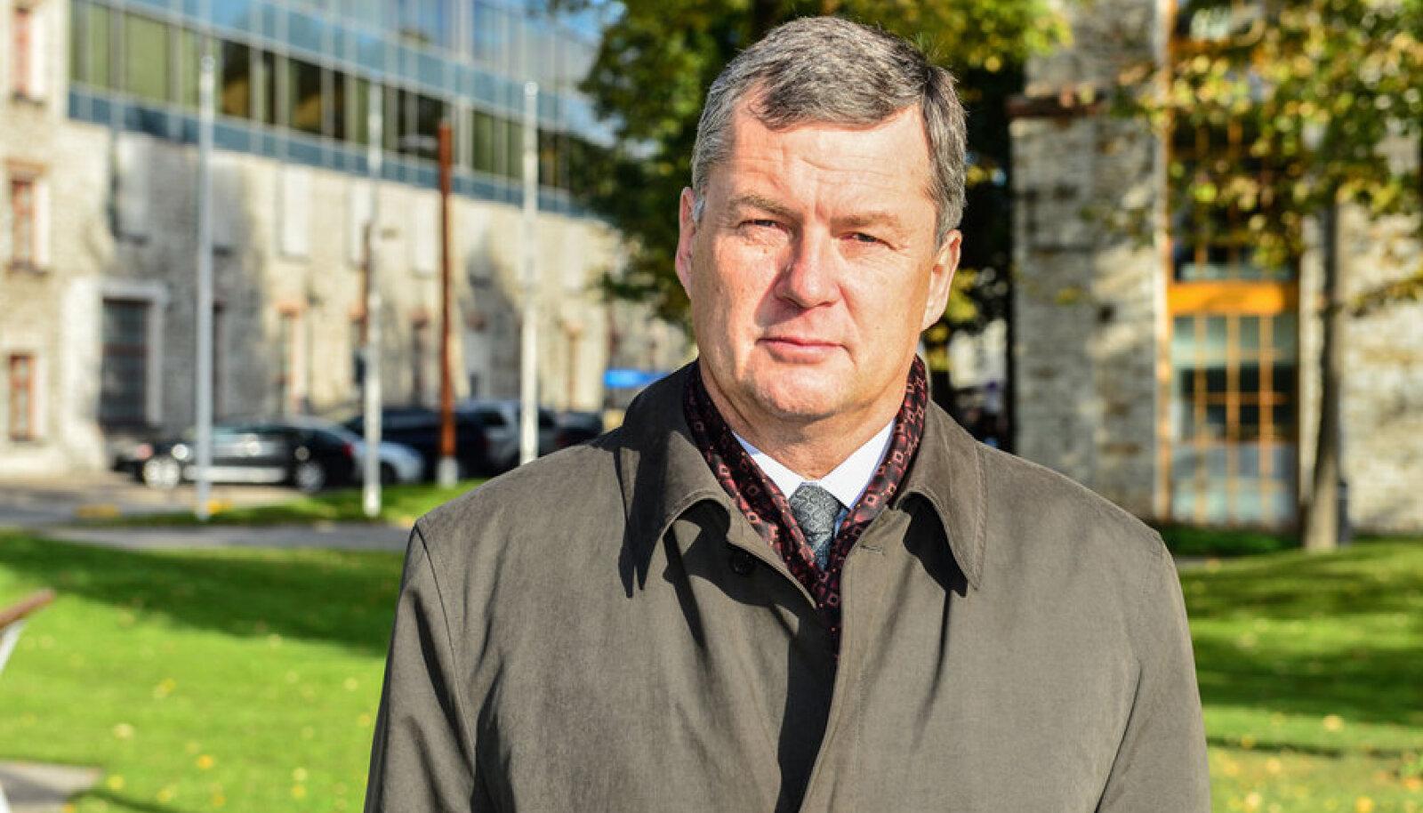 Ehitajast arendajaks hakanud Toomas Aak ütleb, et Eestil on vaja leida tee, kus mõne sektori areng ei sõltuks ainult toetustest.
