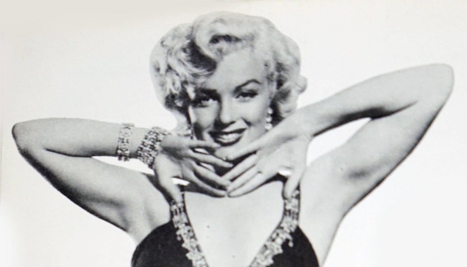 ELAS KIIRELT, SURI NOORELT Marilyn Monroe.