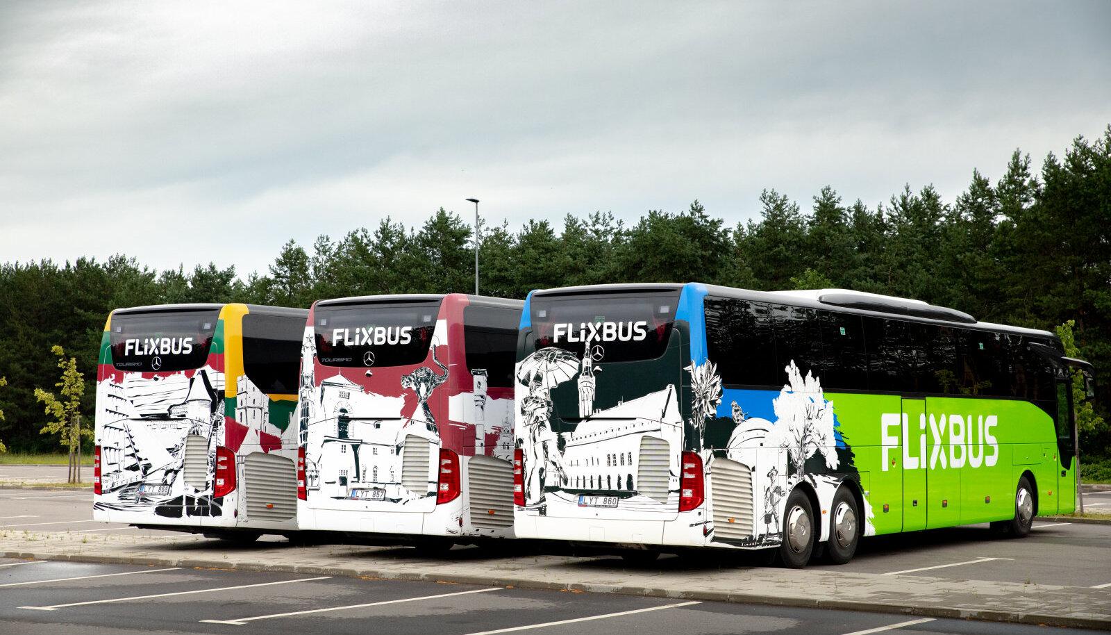 FlixBus bussid