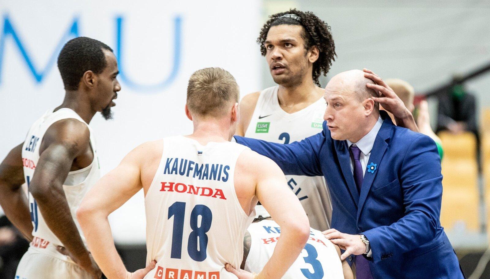 Kalev Cramo mängijad ja peatreener