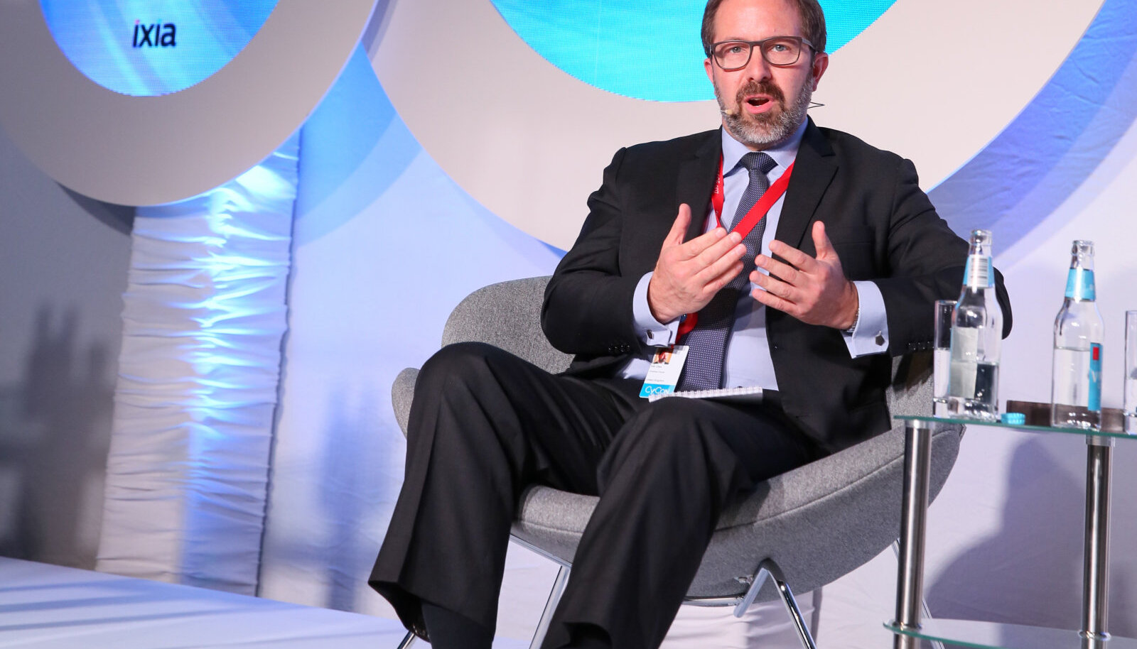 Mõttekoja Chatham House ekspert Keir Giles.
