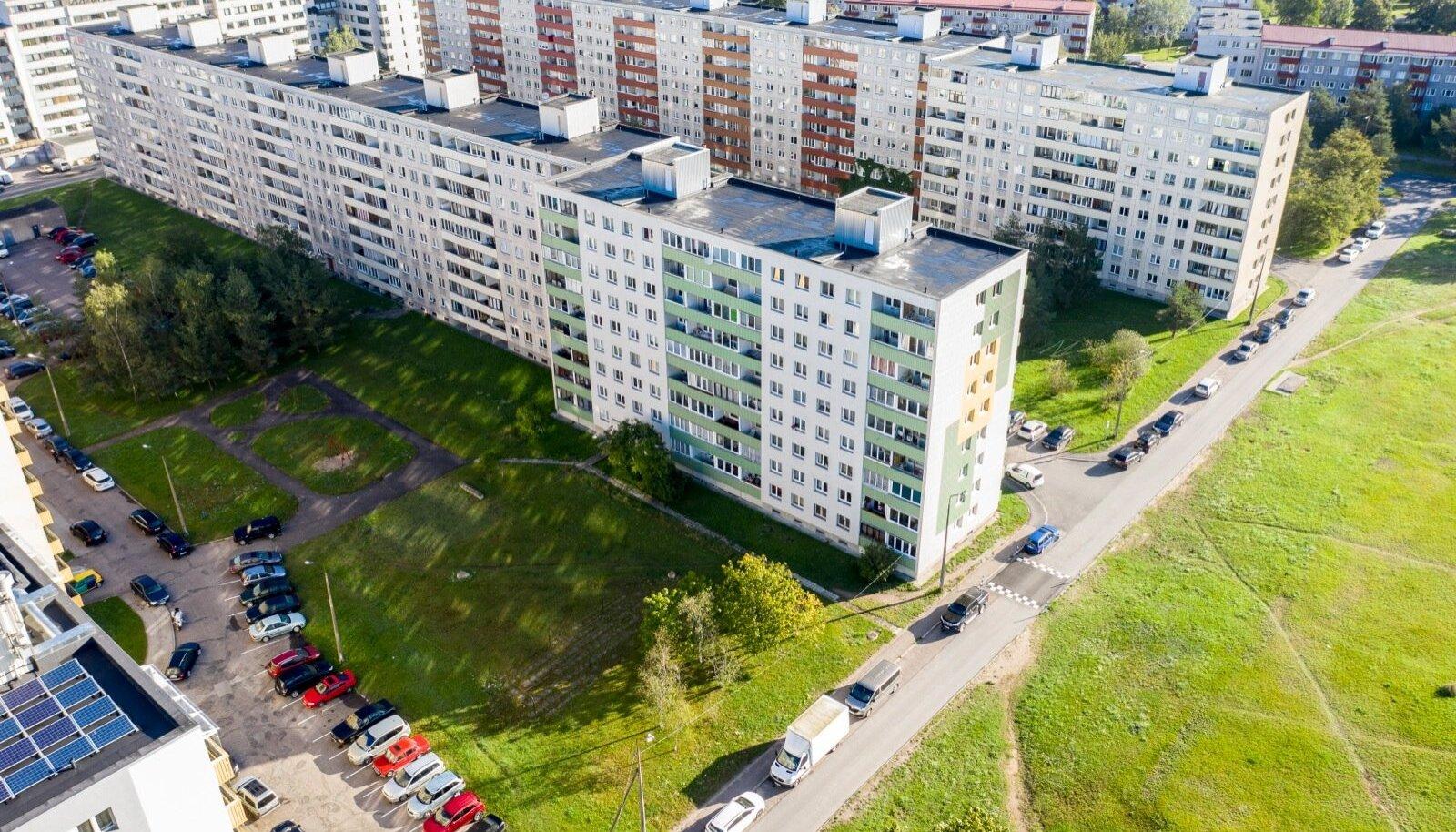 Kahetoaline renoveeritud korter Tallinna magalarajoonis maksab kuni 400 eurot kuus.