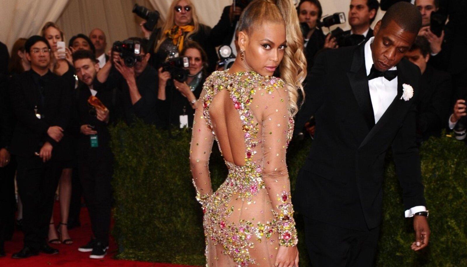 Beyoncé, 2015 Met Gala