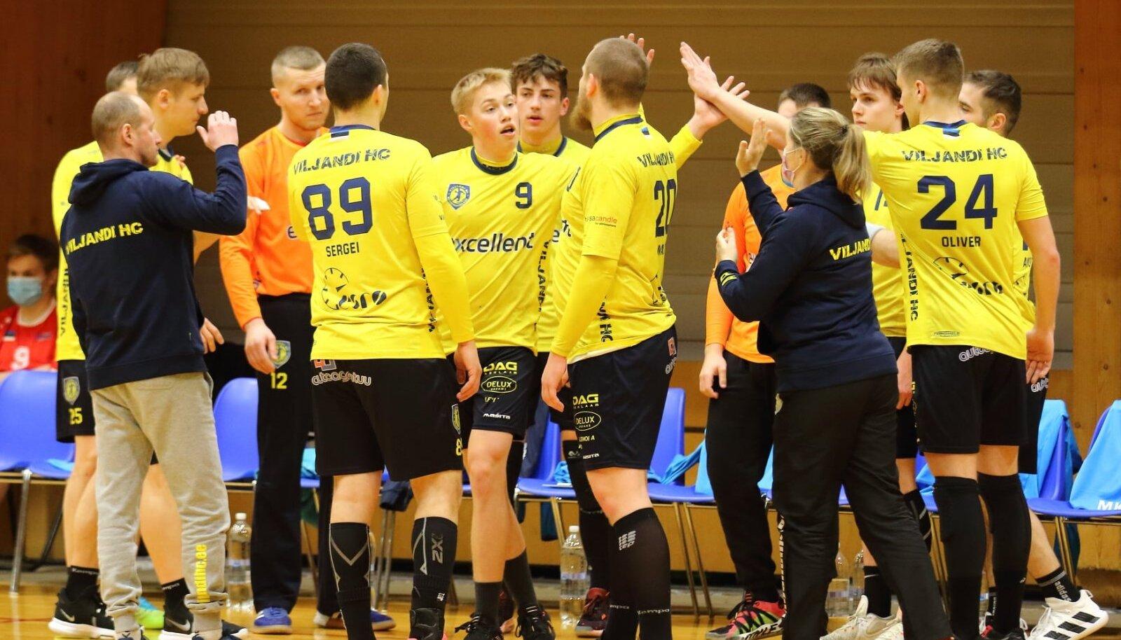 Viljandi HC liitus Serviti ja Tallinnaga ning osaleb algaval hooajal eurosarjas