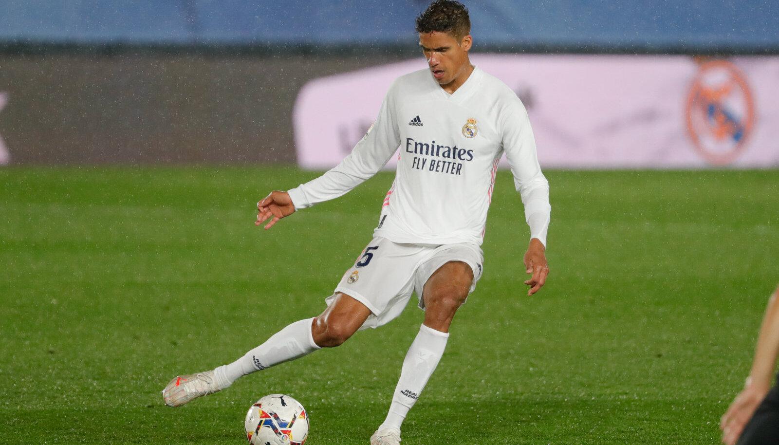 Raphael Varane Real Madridi eest
