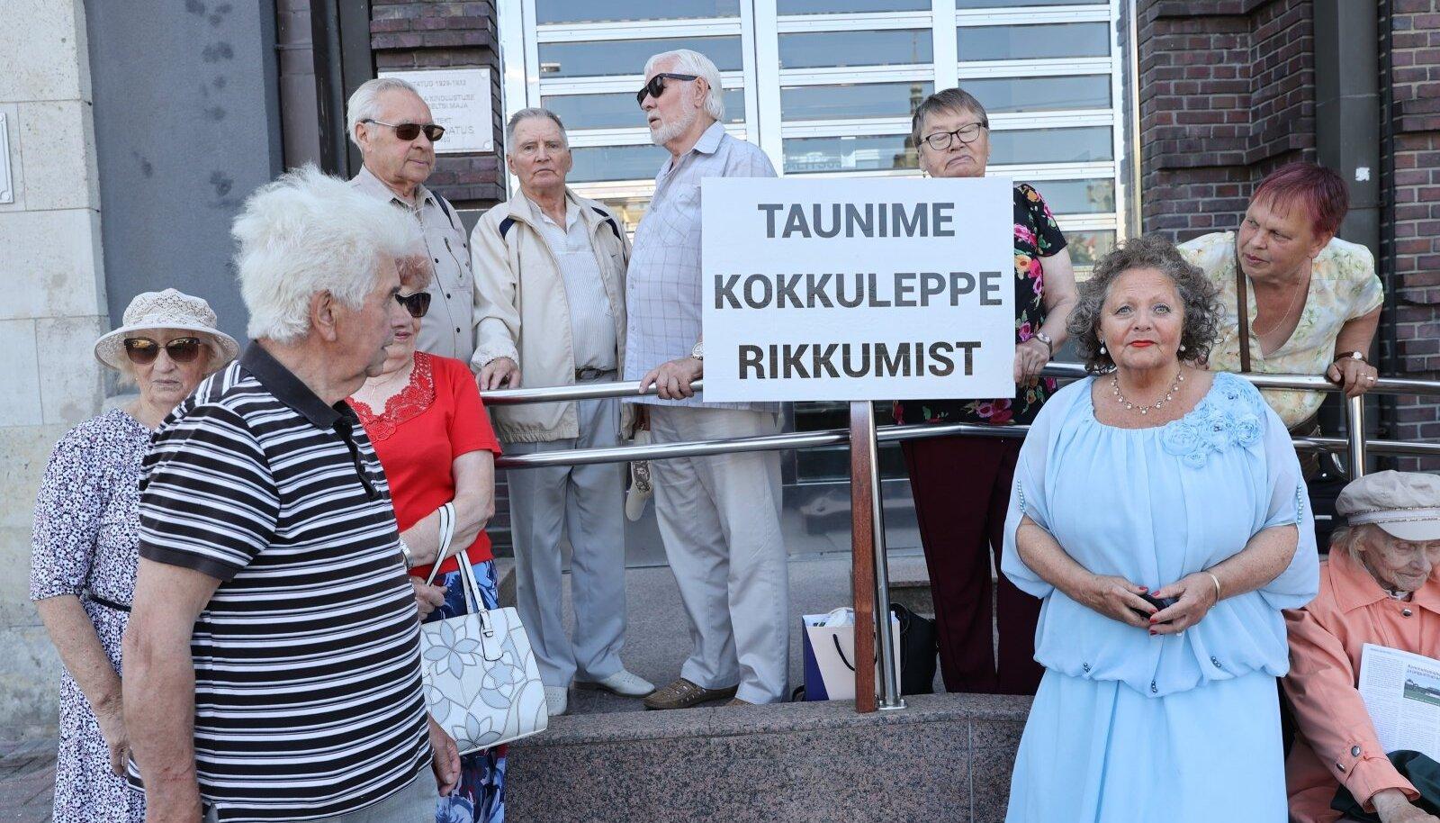 Memento Tallinna meeleavaldus