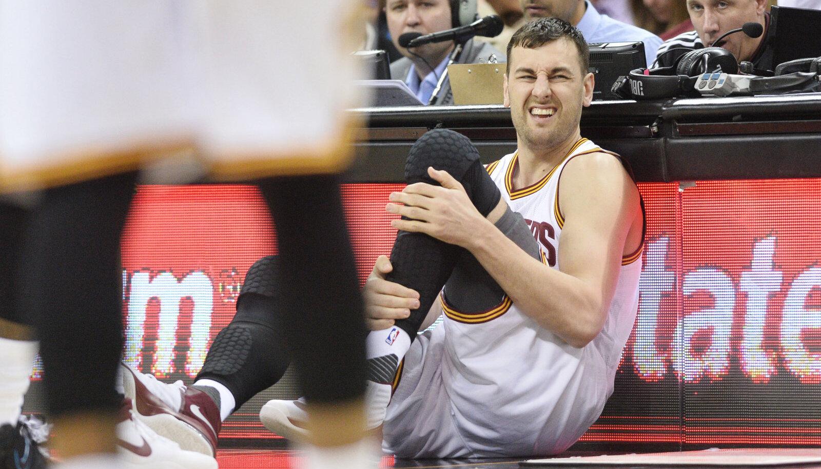 Andrew Bogut (Cavaliers)
