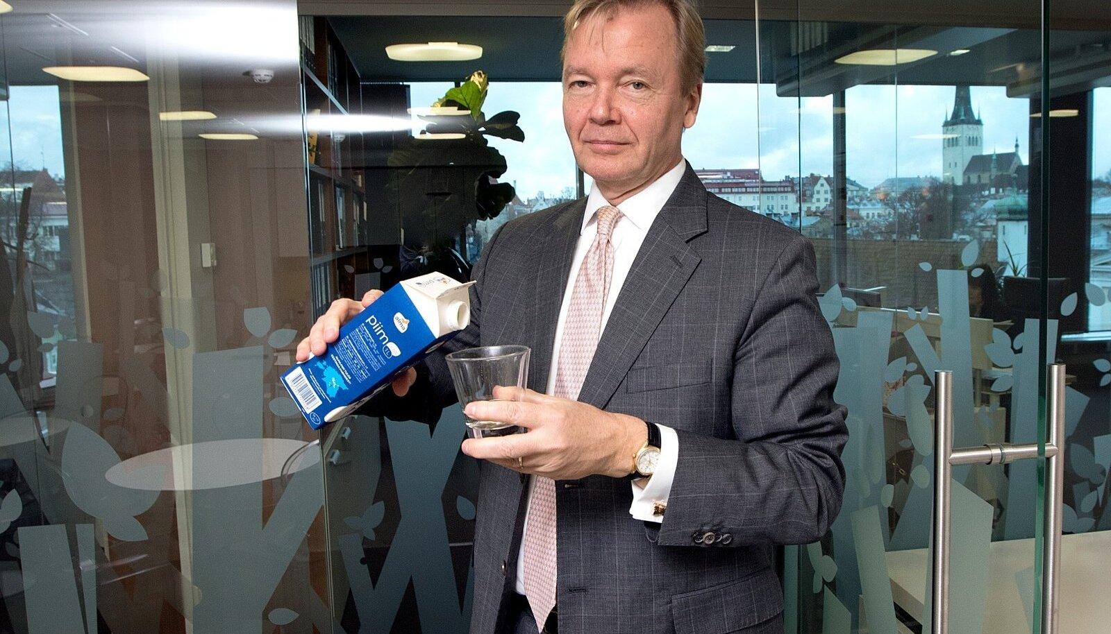 Joakim Helenius müüb oma Venemaa-varad maha, sest piima on parem toota Eestis ja vilja Ukrainas.