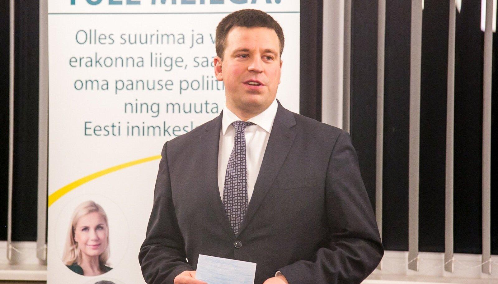 Varasemalt on keskerakondlased e-valimisi tõsiselt kritiseerinud, ent Jüri Ratase sõnutsi e-hääletuse kaotamist ei toetata. Küll aga tuleks turvariske vähendada.