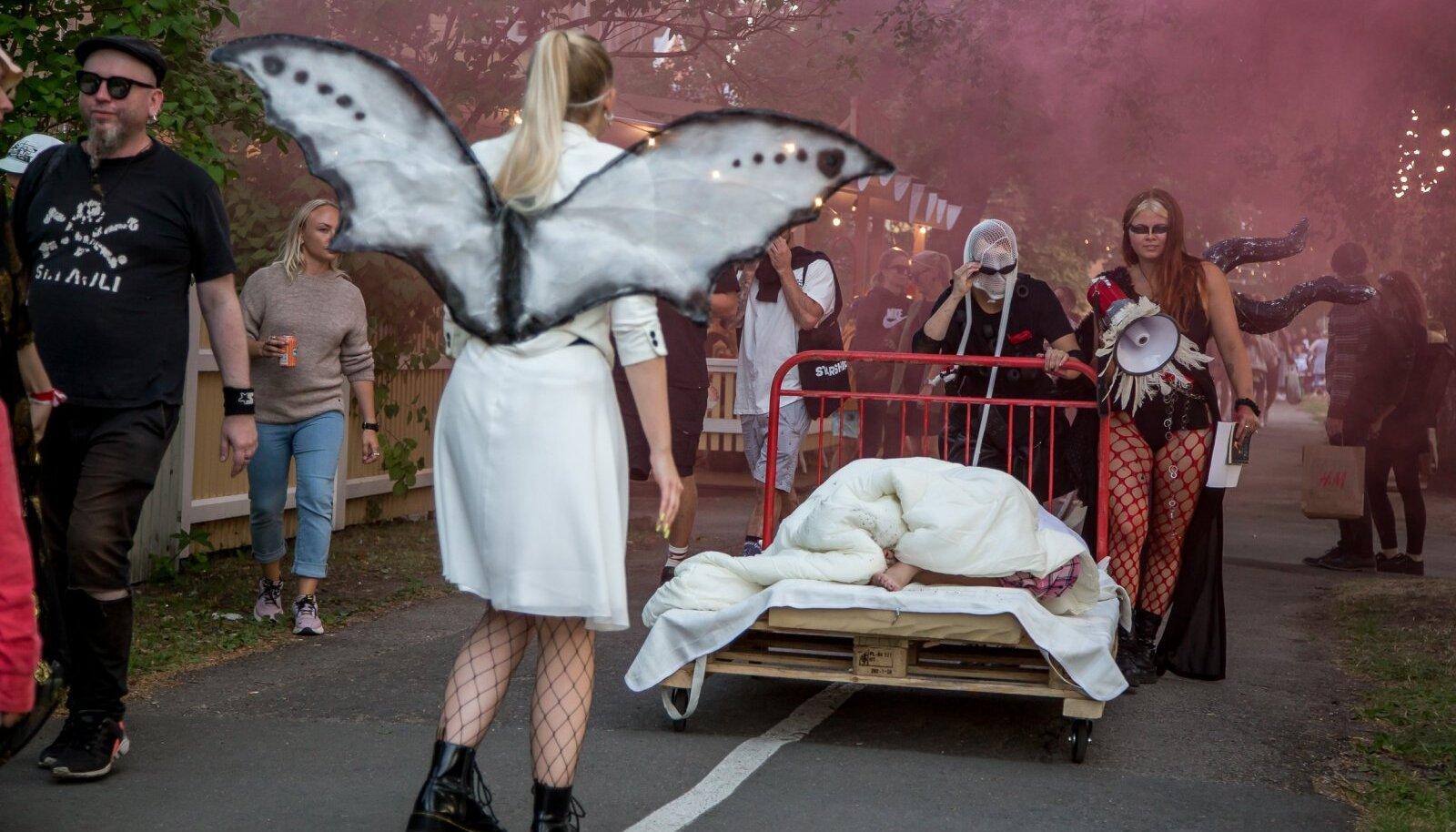 Pärnu kunstifestival 2021- Non Grata päev