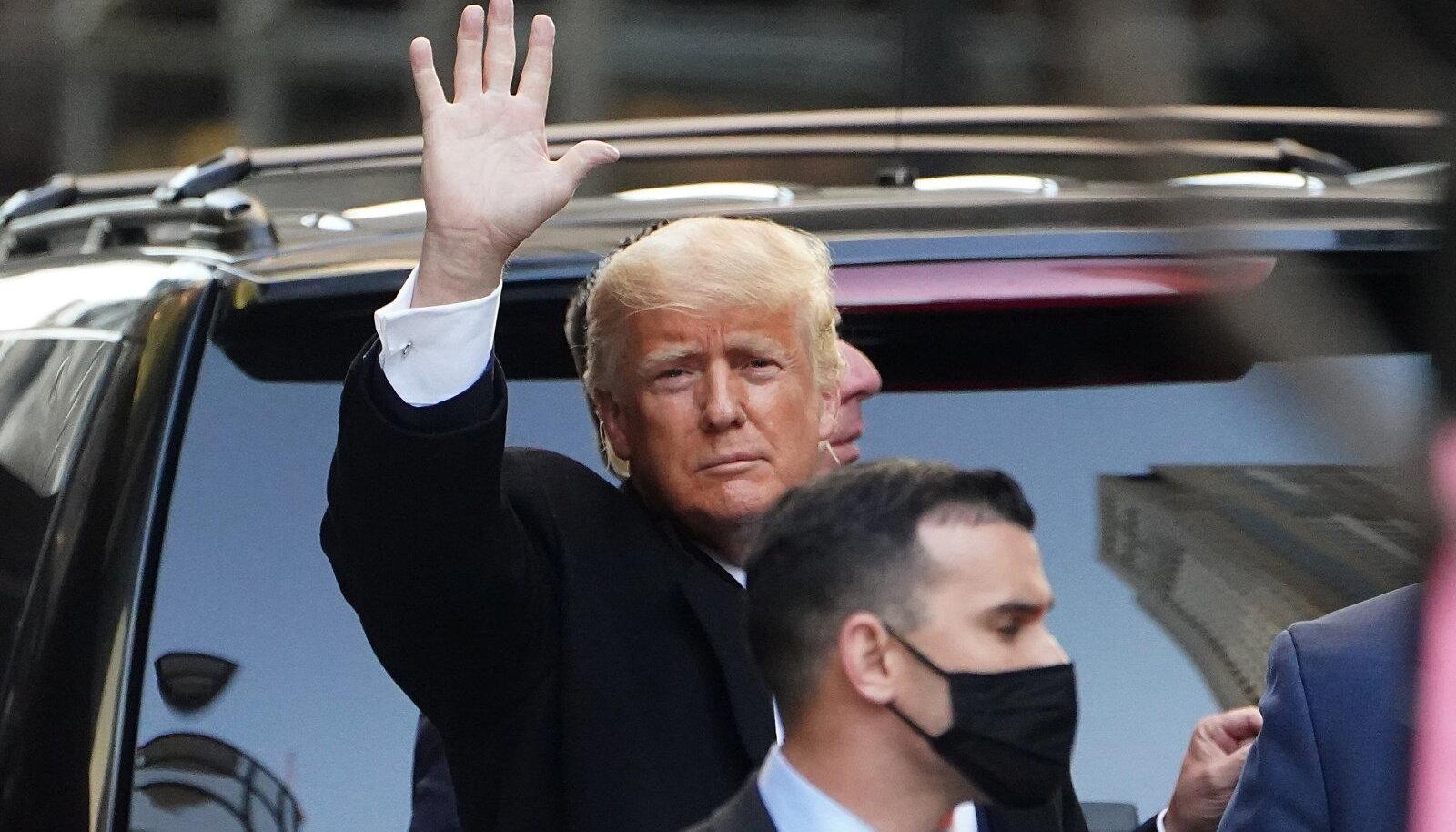 USA endine president Donald Trump