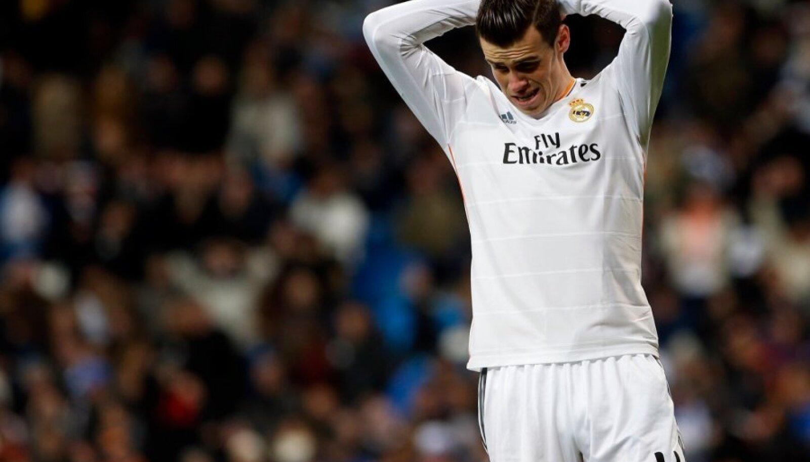 Gareth Bale'il jäävad tähtsad mängud mängimata.