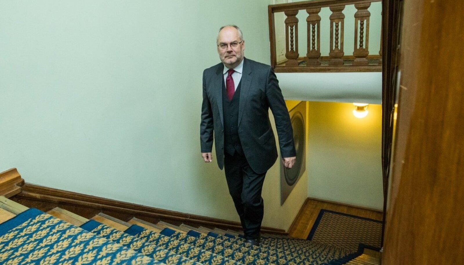Eesti Rahva Muuseumi juhi valimine
