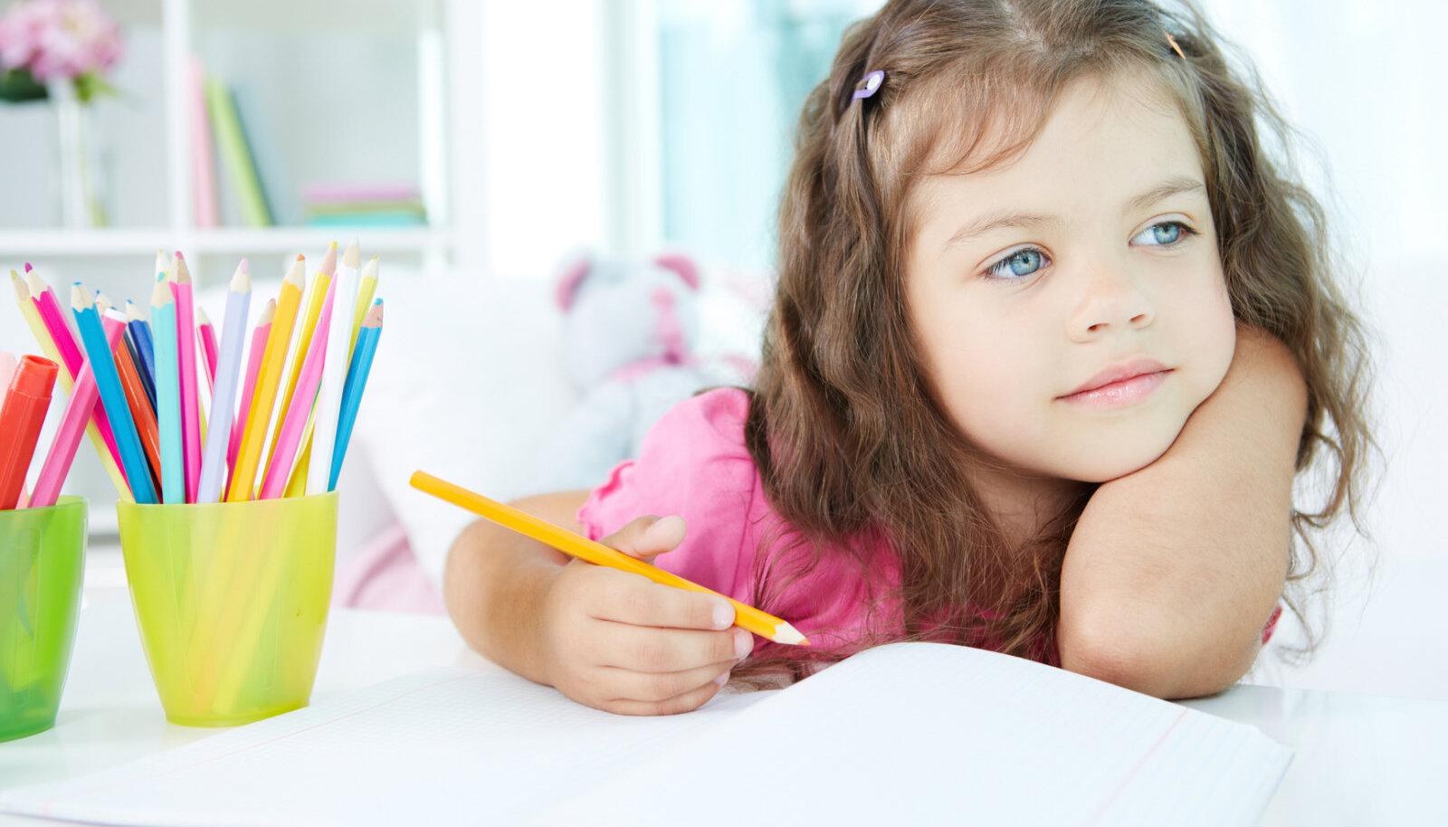 Kuidas kasvatada õnnelikke lapsi?