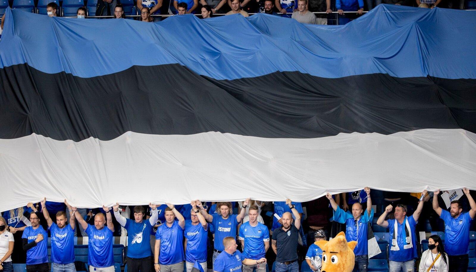 Eesti spordifännid.