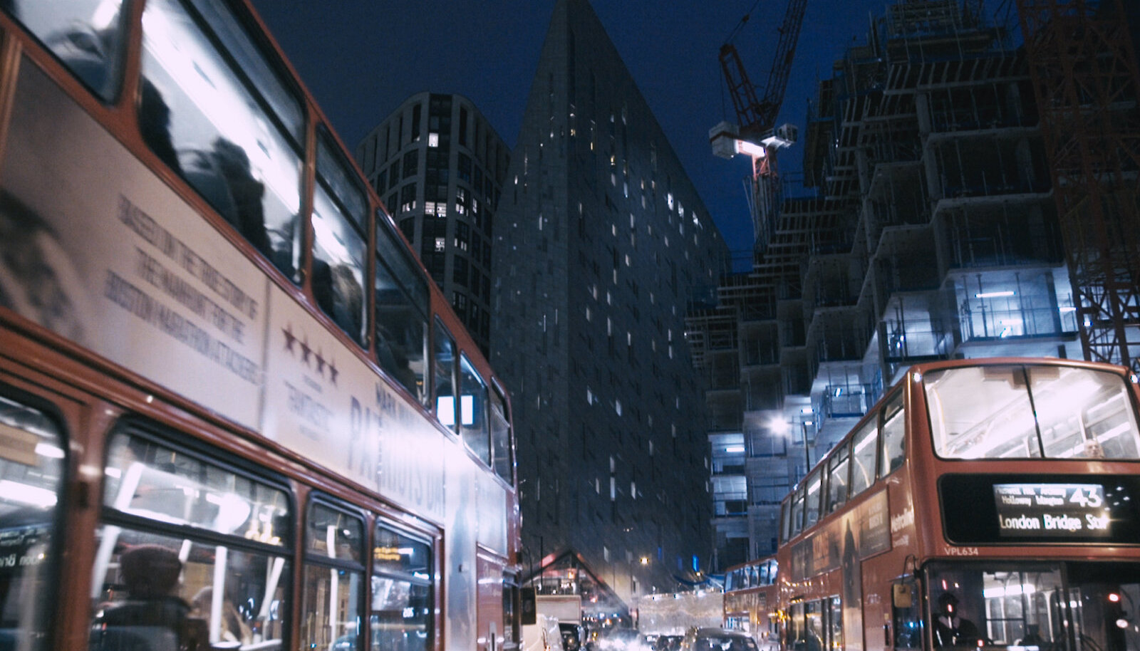 Londonisse kerkivad üha uued luksuskorterid