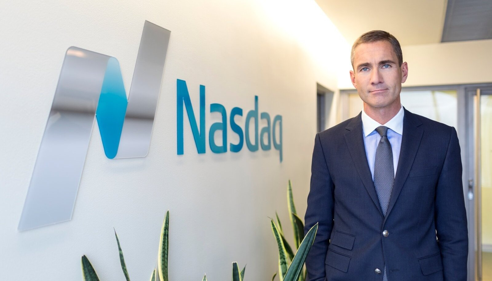 Nasdaq Tallinna börsi juht Kaarel Ots.