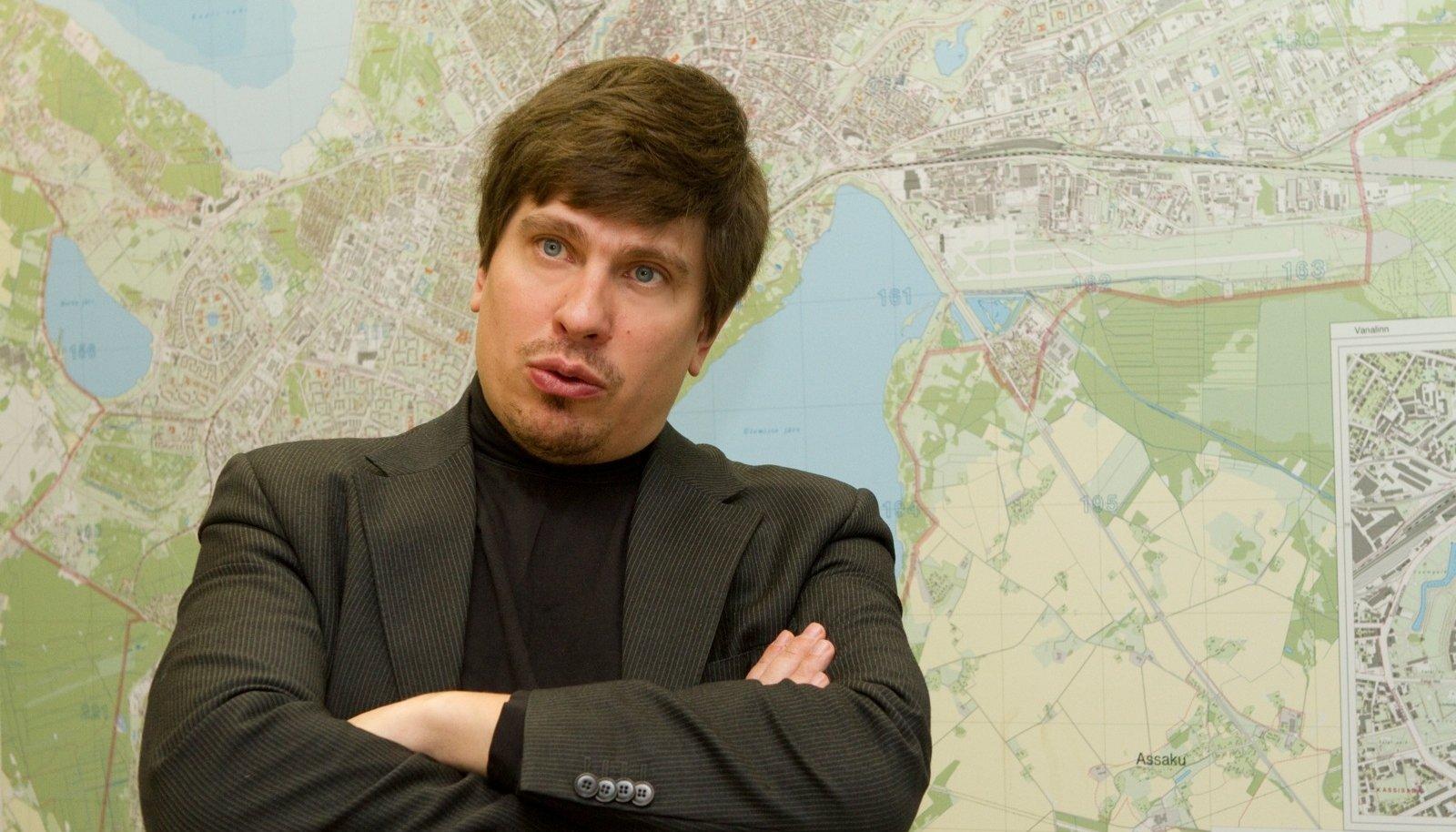 Tallinna linnaarhitekt Endrik Mänd ei pea võistluse tagasipööramist õigeks.