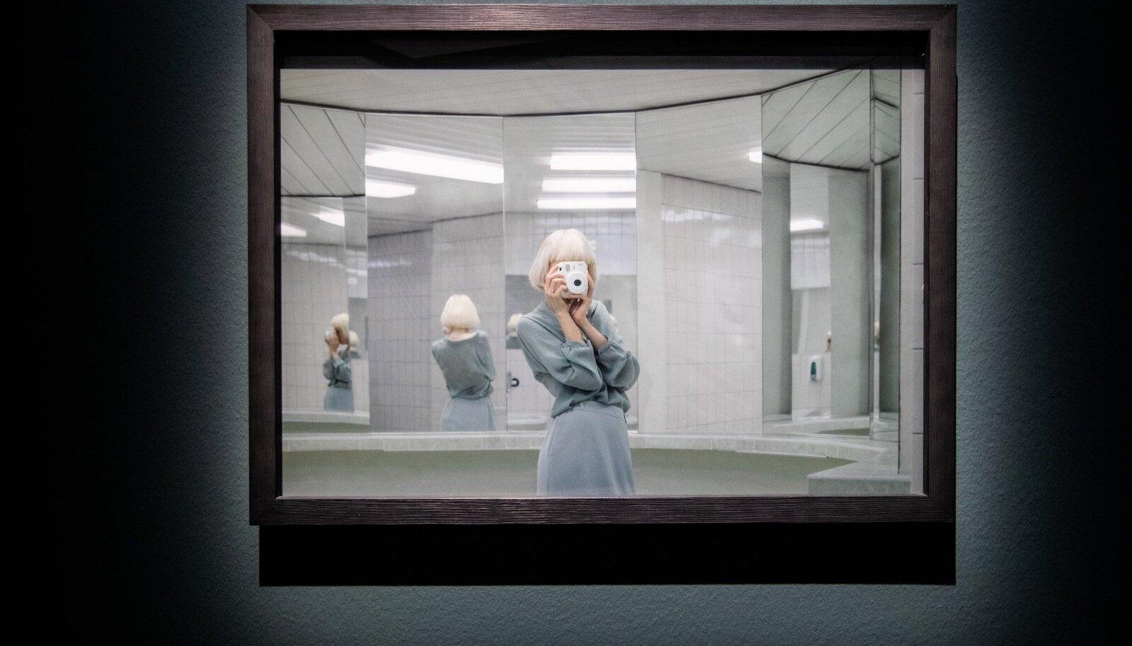 "Evelyn Bencicova näitus ""Merror"""