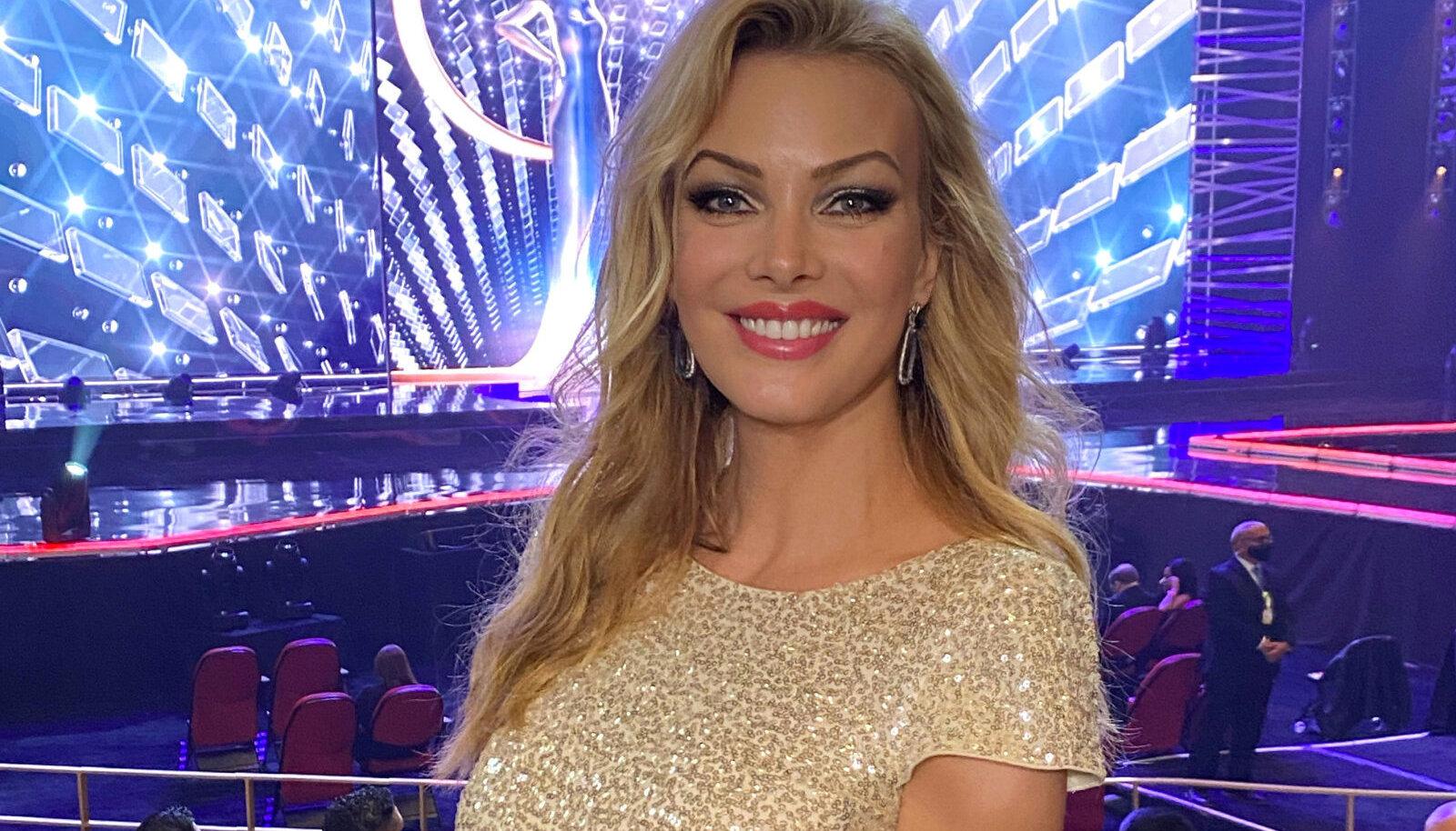 Eha Urbsalu Miss Universumil