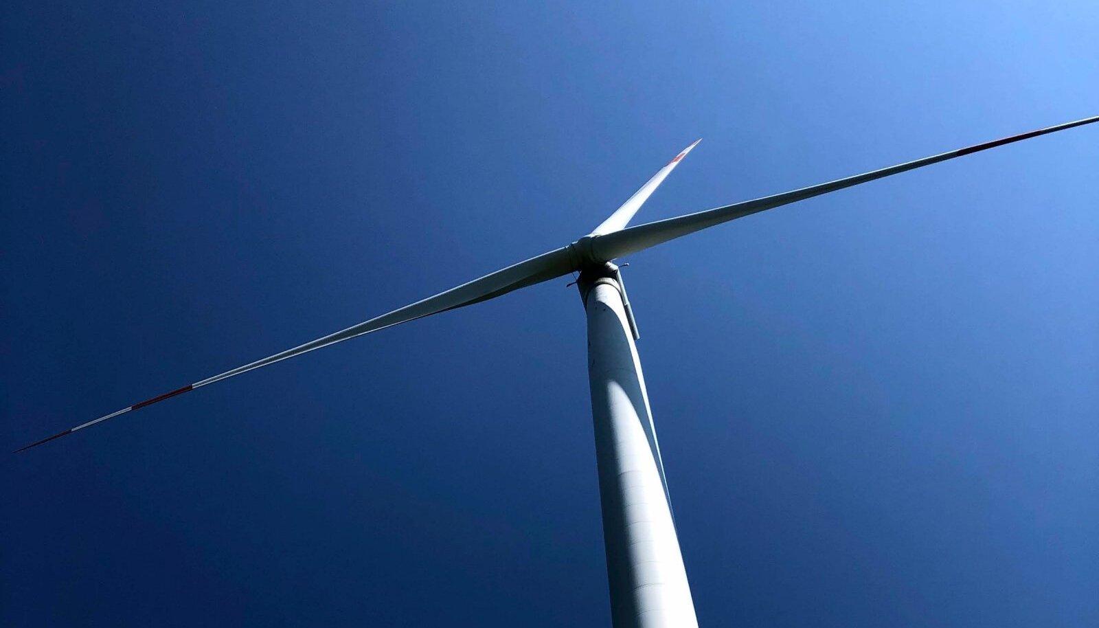 Eleoni tuulik Salme tuulepargis