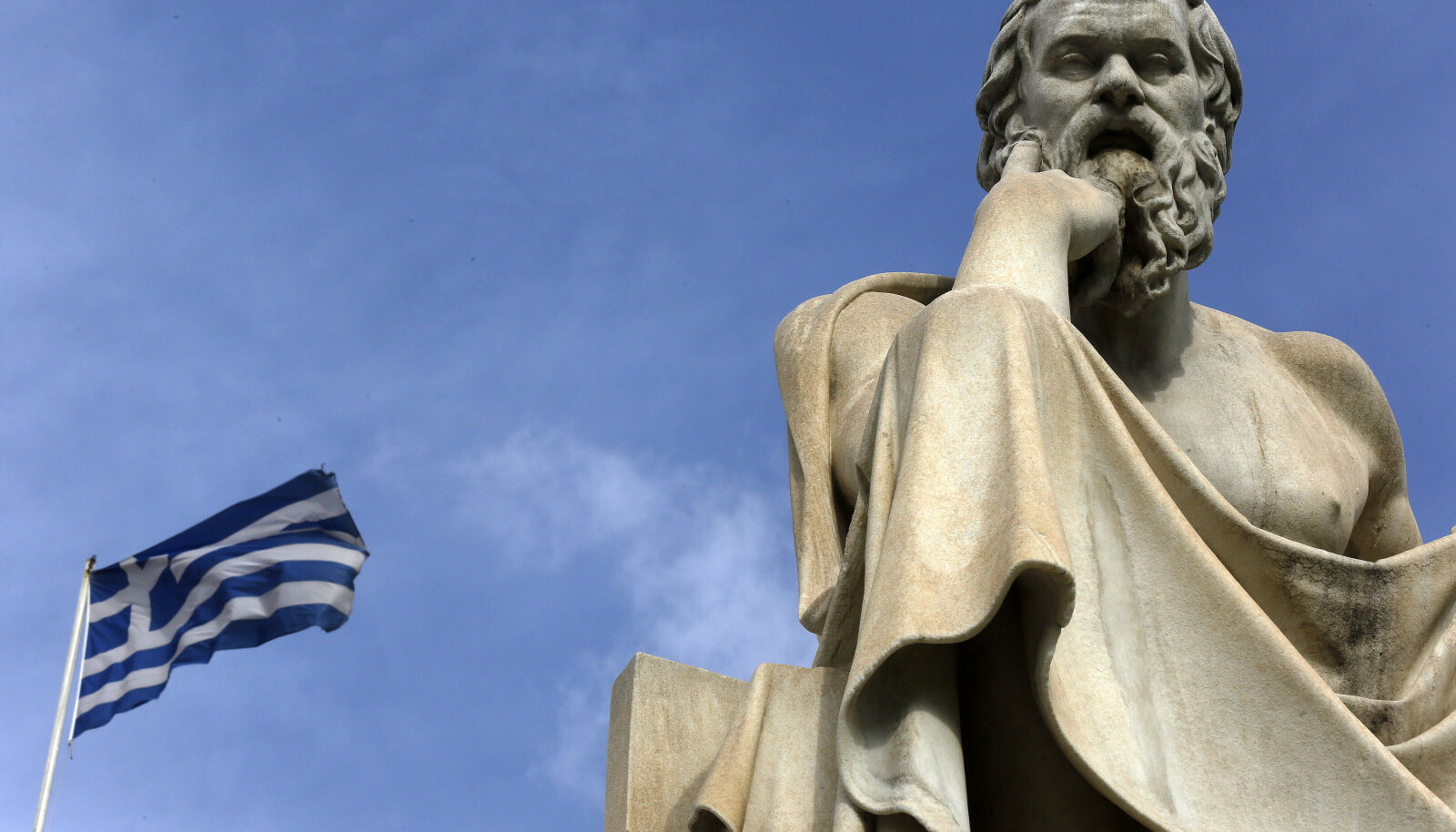 Sokrates ka ei teinud doktorikraadi, aga probleemidest see ei päästnud.