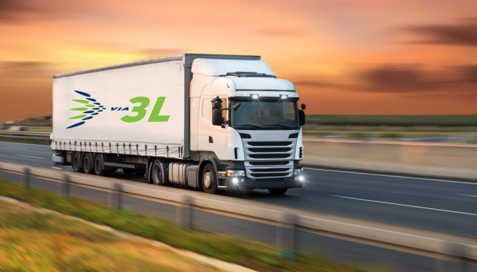 Rally Estonia ametlik logistikapartner on Via 3L