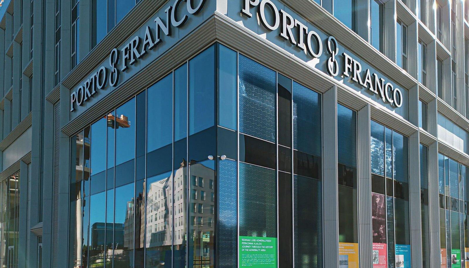 Kinnisvaraarendus Porto Franco