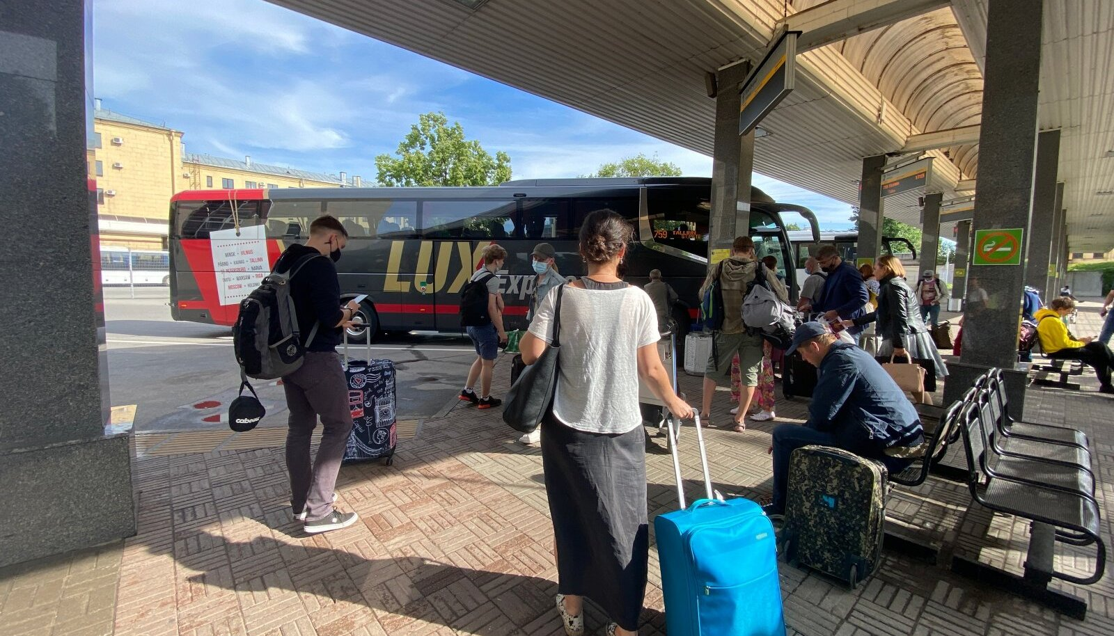 Peterburi Lux Express