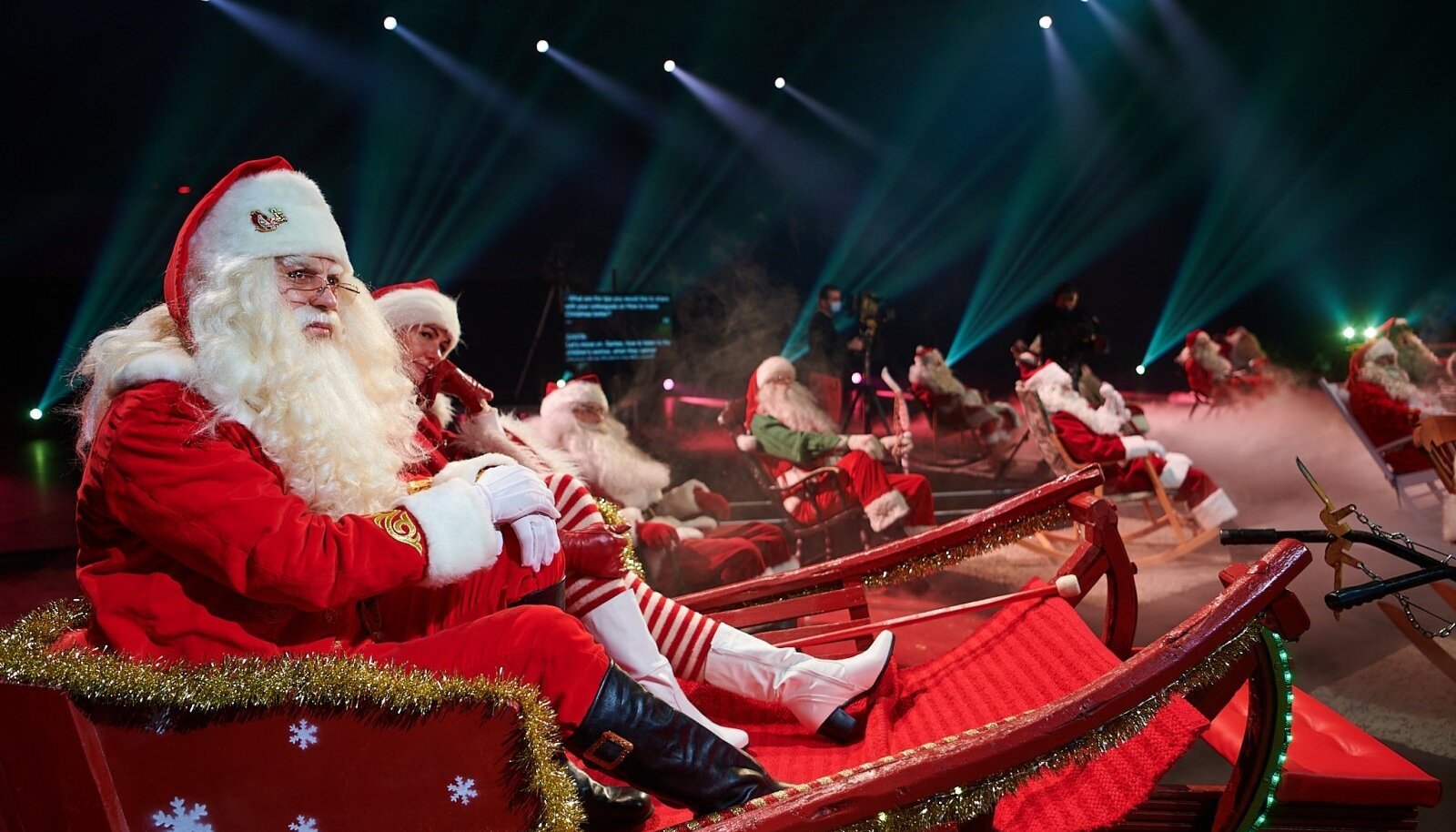 Ülemaailmne Jõuluvanade Kongress