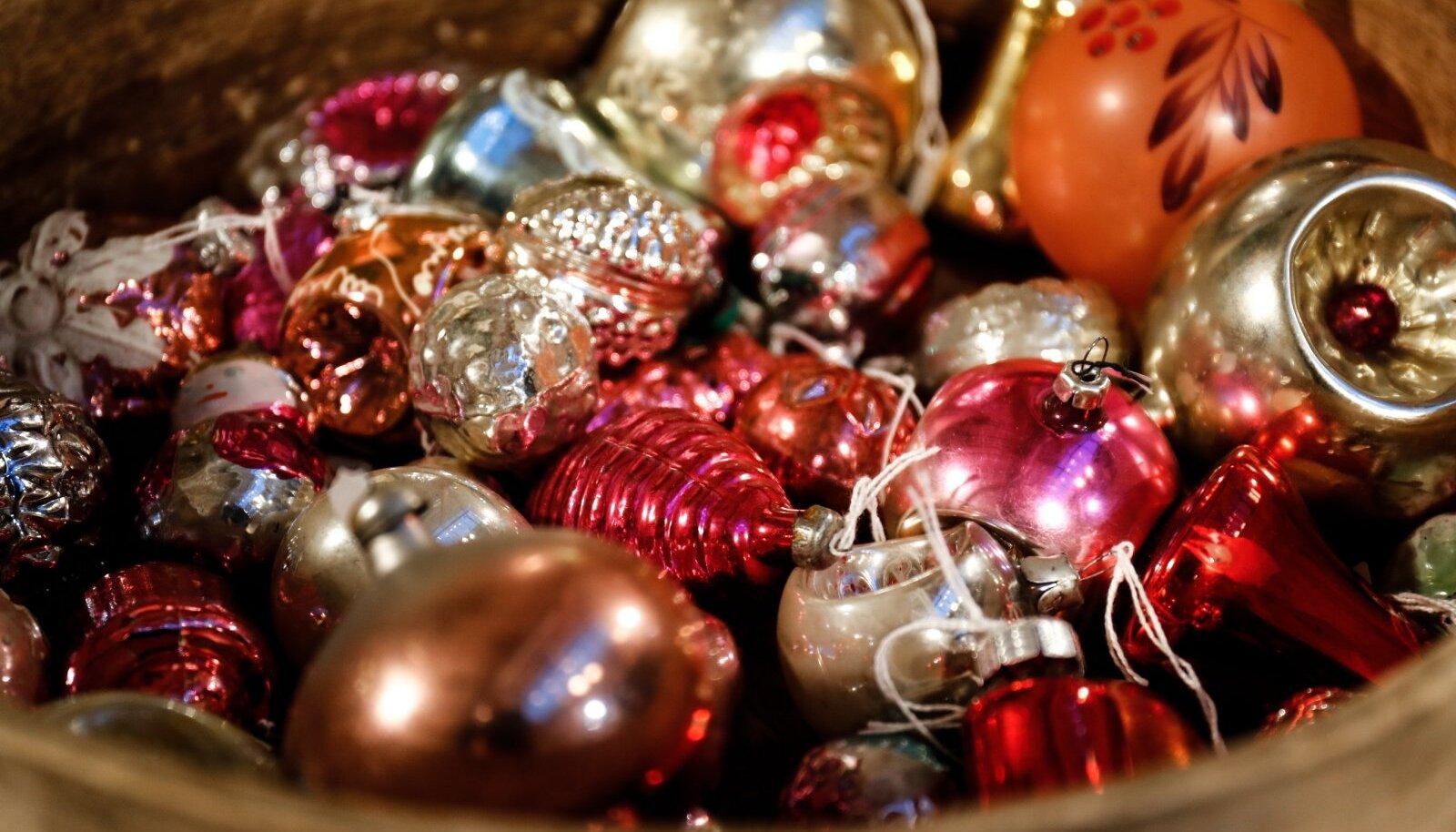 Jõulukink vanavarapoest