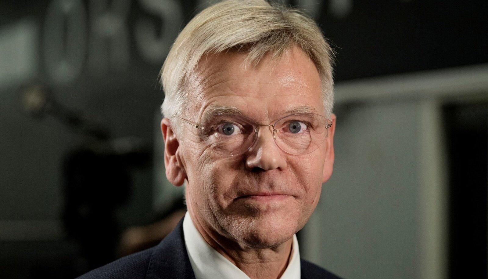 Danske panga nõukogu esimees Karsten Dybvad