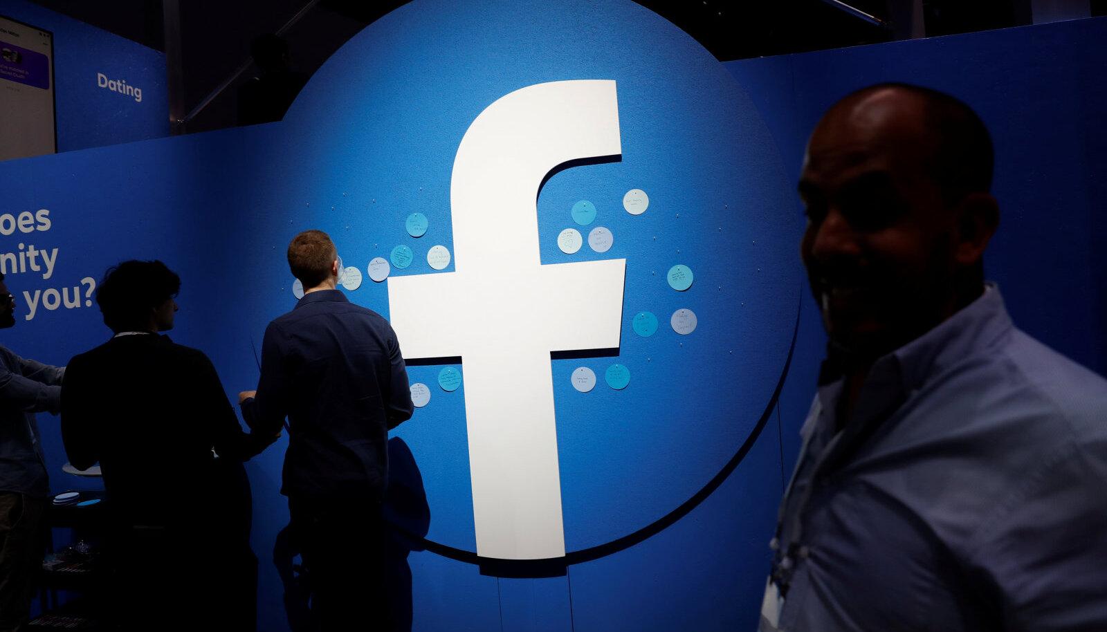 Facebooki logo