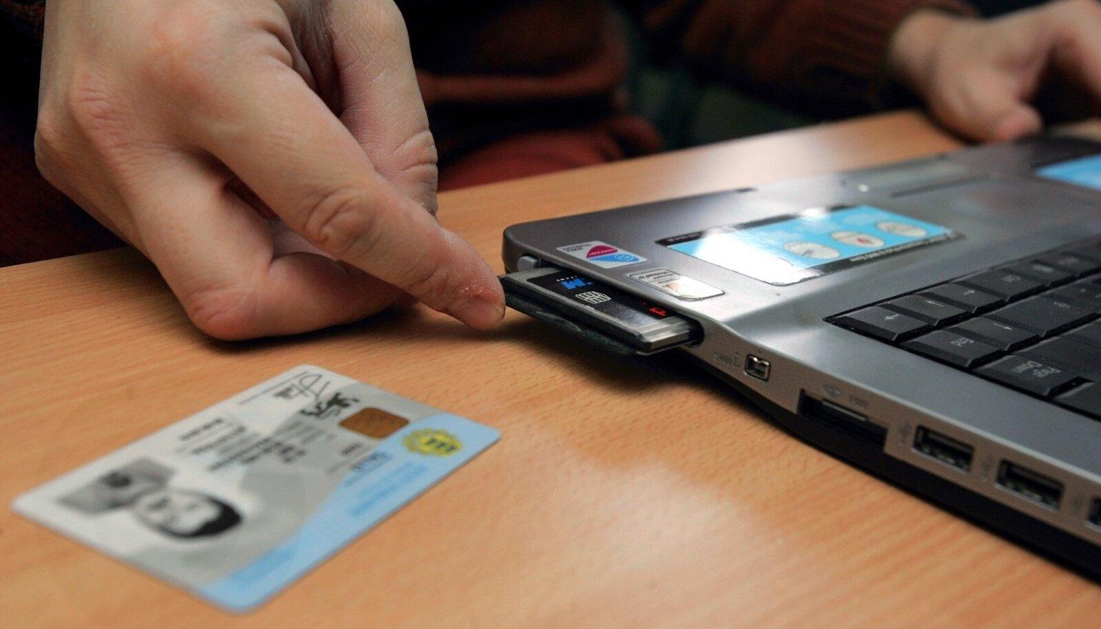 ID-kaardi kasutamine