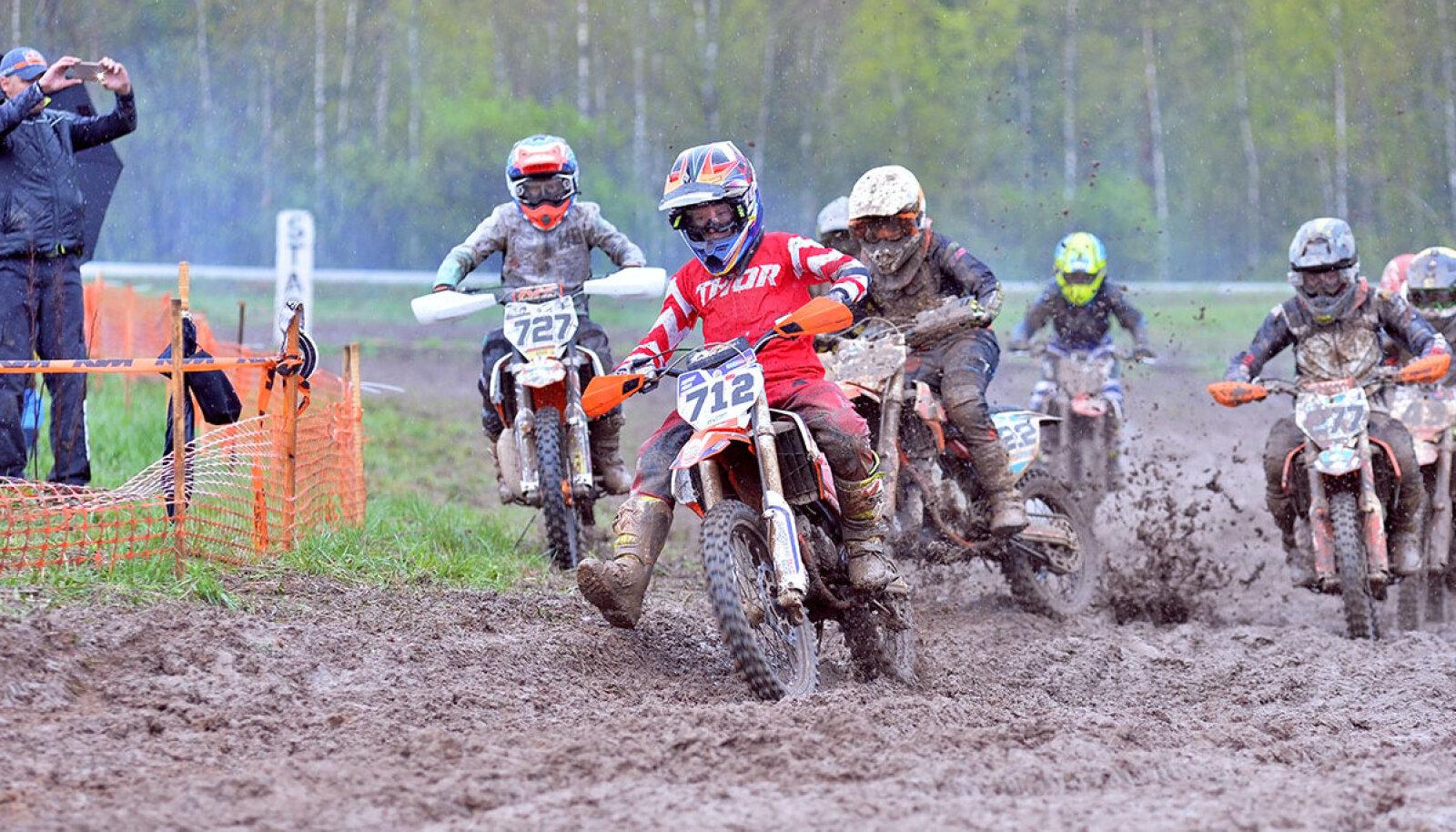 Olerex motokrossi noortesarja teine etapp