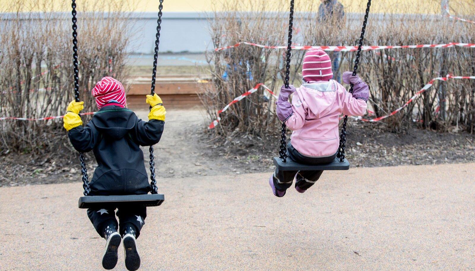 Vanemate tülis kannatavad enim lapsed. Kuidas minna lahku viisakalt?